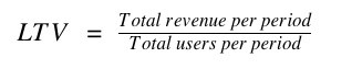 龙榜ASO优化师游戏类应用如何计划用户终身价值?这里有三个公式 第2张