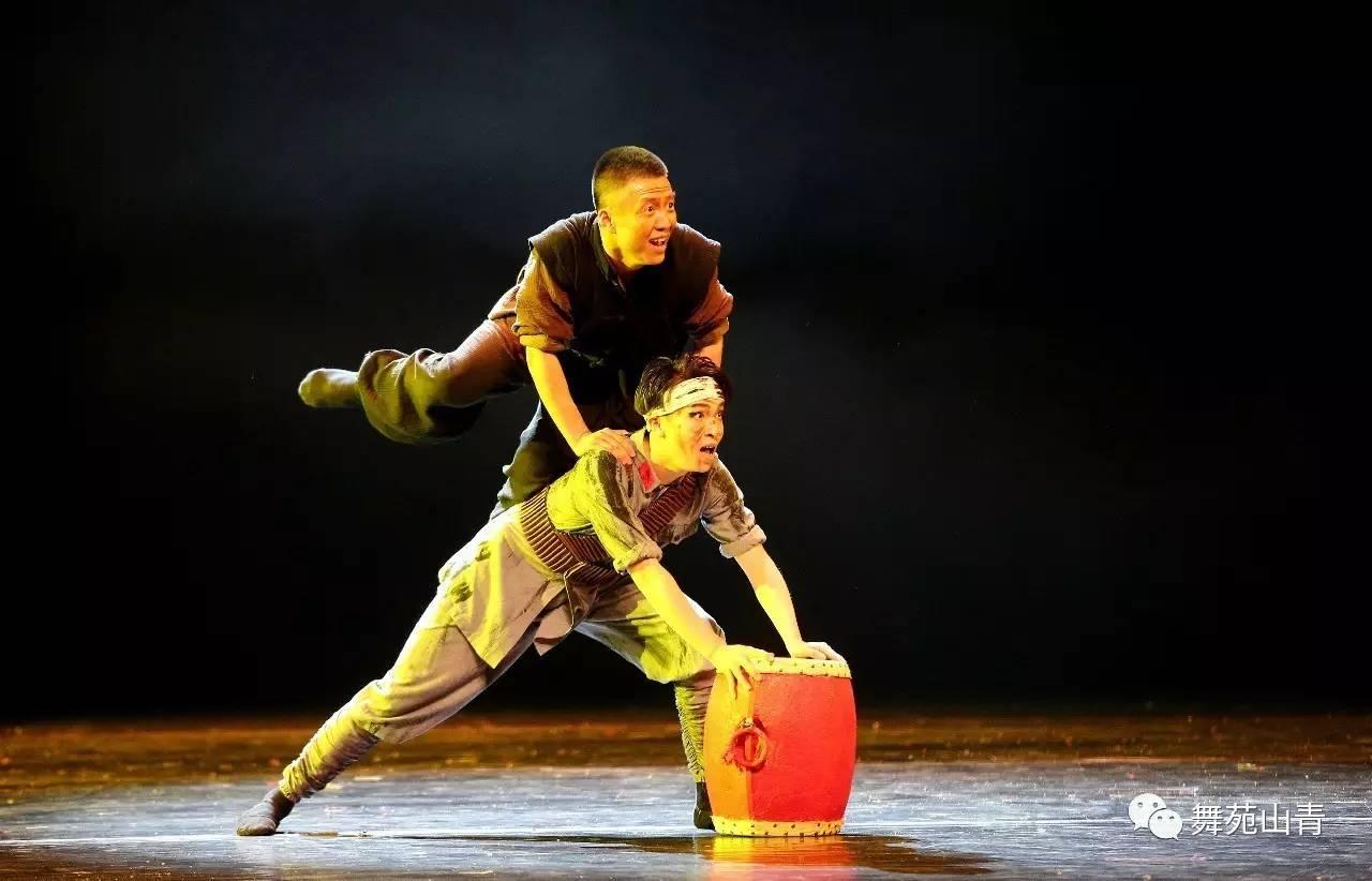 全国高校舞蹈专业教学研讨会闭幕式暨山东民间舞蹈教学成果展演华丽图片