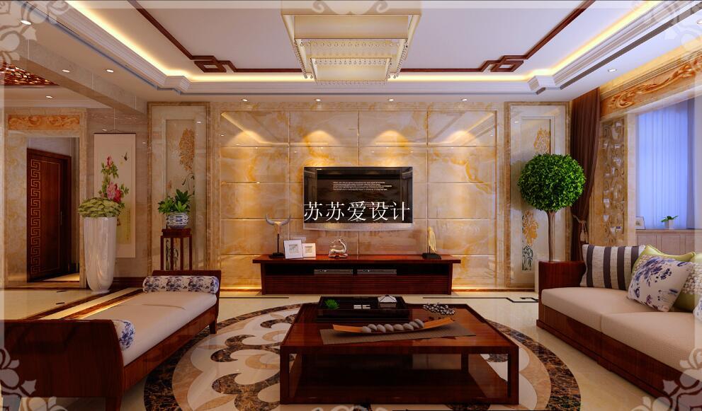 欧式风格的极致奢华与优雅·长治盛德世家装修