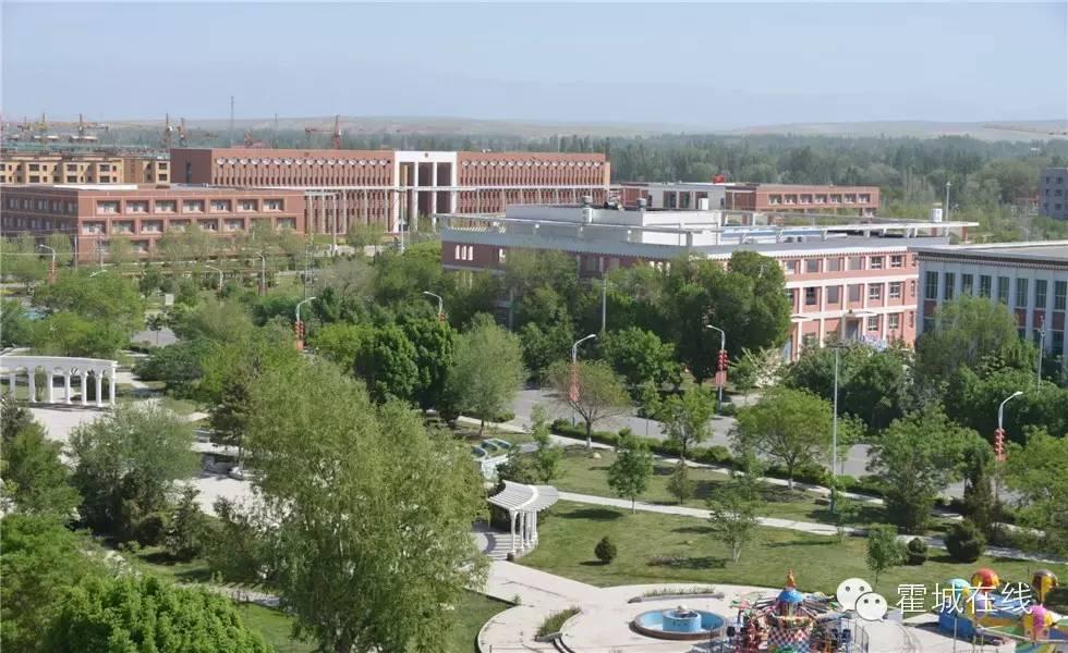 新疆霍城县多少人口_霍城县初级中学