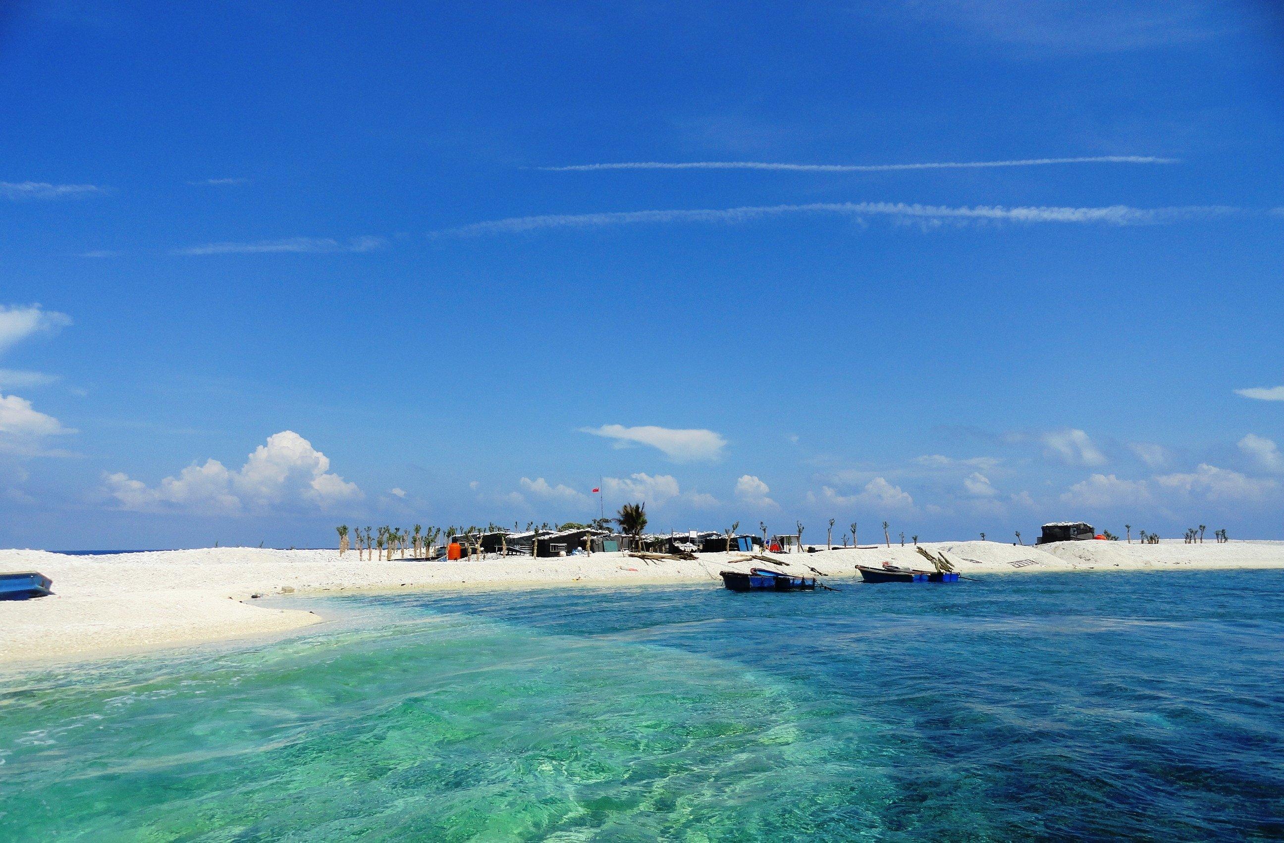 唯一只对中国游客开放的岛屿,只有16000人去过