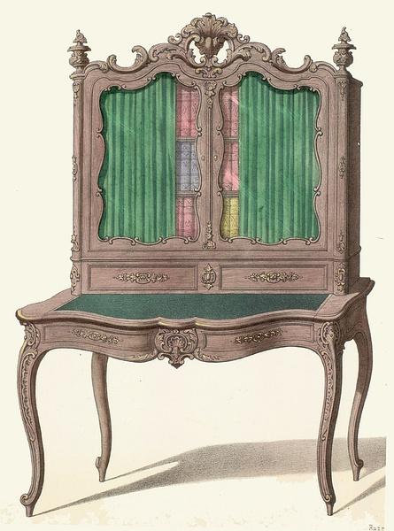 美翻了的家具手绘图!必藏