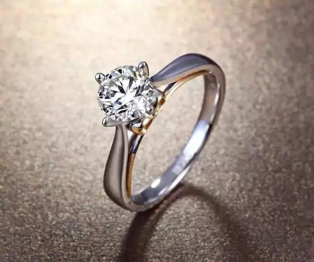 tiffany戒指款式欣赏