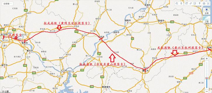 安庆高铁站到安庆市人事考试院距离高清图片
