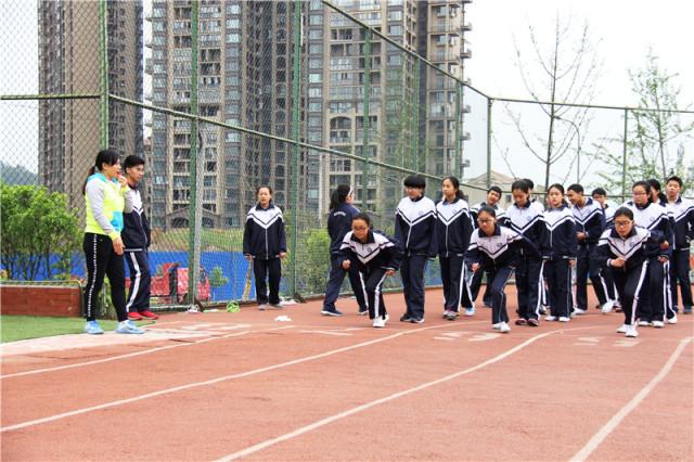如果认真锻炼初中,万达身体的初中们还没有中考体育2015武汉孩子元调图片