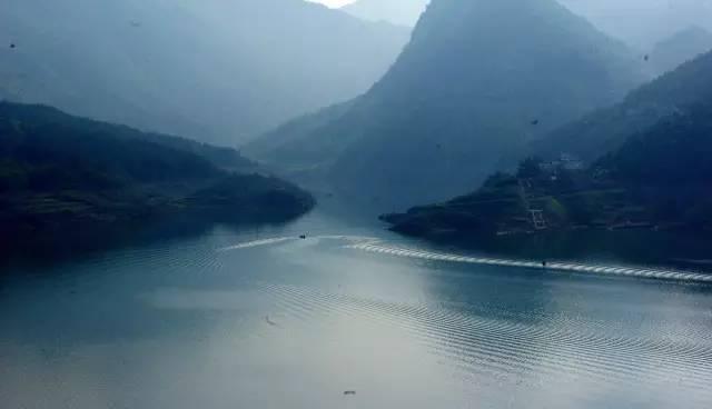 ▲武都水库(涪江六峡)-江油这些旅游景点被省里规划了 快来看看