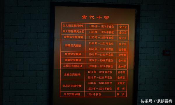 探秘金朝10皇帝葬身之地,寻觅金朝120年兴衰密码 - 挥斥方遒 - 挥斥方遒的博客