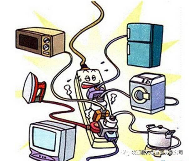 家庭安全用电有哪些常识图片