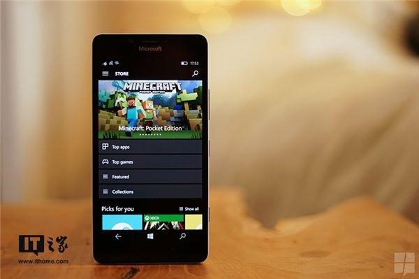 《应用商店》Win10 Mobile预览更新:游戏UI吸睛