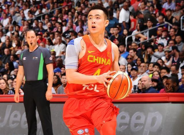 是中国男篮第一后卫 组图