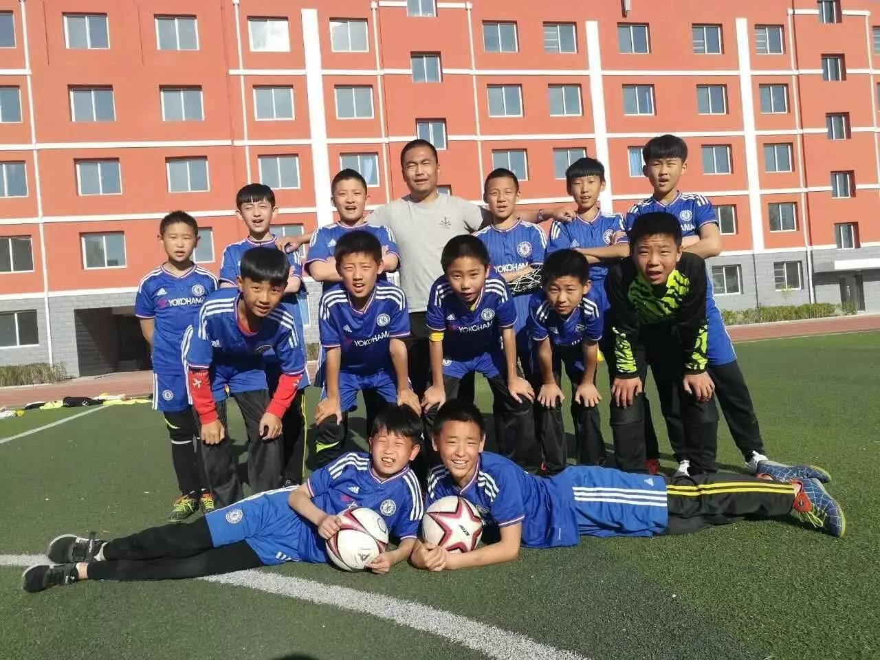 喜讯|热烈祝贺我校足球队(小学组)在通辽市市长杯足球