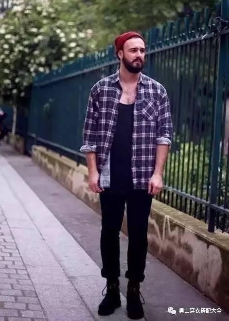 微胖男也有出头的一天!夏季微胖男士穿搭术? 男士时尚 图10