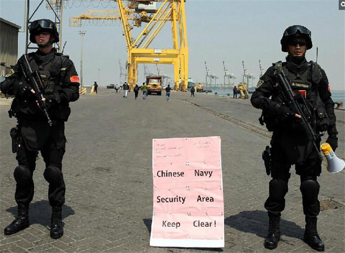 话题│中国海军生日快乐 这是你的生日礼物图片