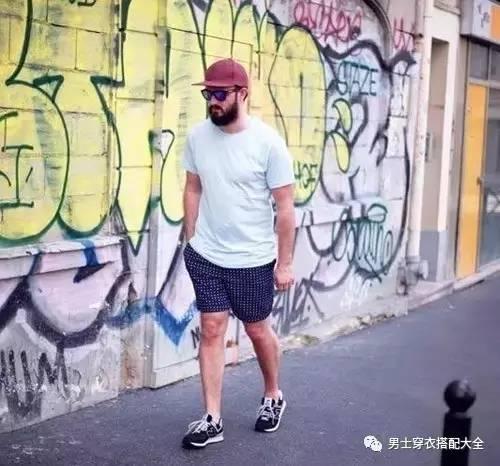 微胖男也有出头的一天!夏季微胖男士穿搭术? 男士时尚 图2