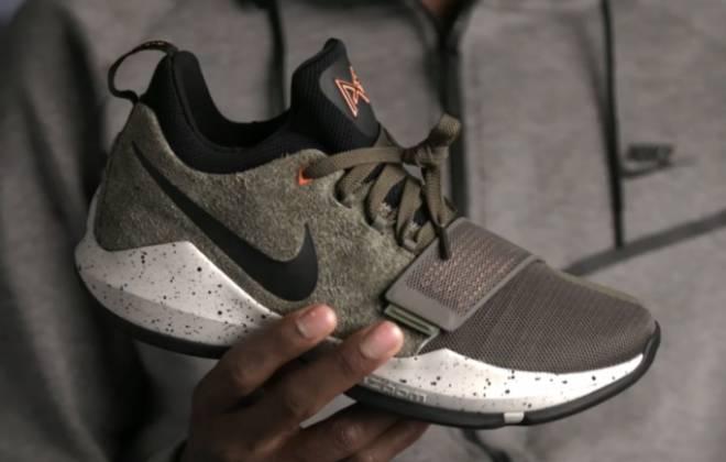 """橙与绿的诱惑再度来袭~ Nike PG1 """"Undefeated""""即将登场 男士时尚 图1"""