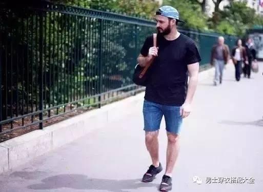 微胖男也有出头的一天!夏季微胖男士穿搭术? 男士时尚 图4