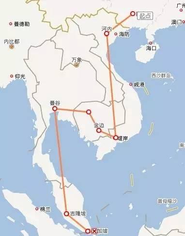 最奢侈的穷游:东南亚5国火车之旅