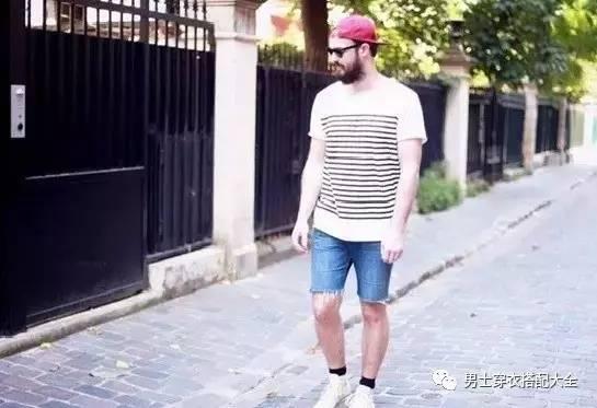 微胖男也有出头的一天!夏季微胖男士穿搭术? 男士时尚 图6