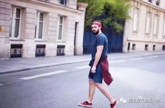 微胖男也有出头的一天!夏季微胖男士穿搭术? 男士时尚 图5