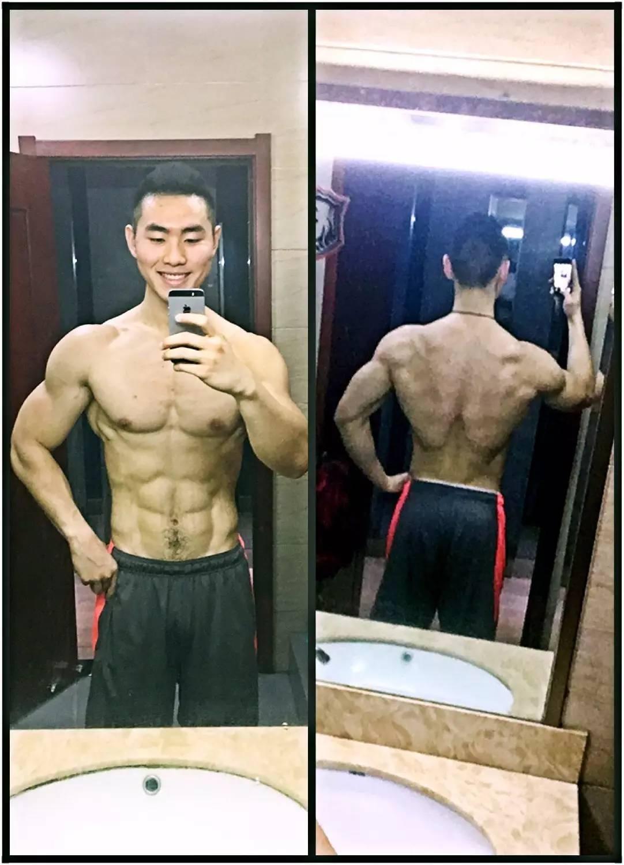 从15岁开始健身到健体亚军,这个小伙帅呆!