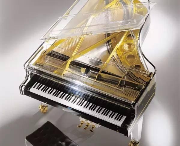 不看不知道――世界上最名贵的十大钢琴!