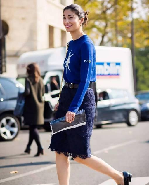 搭配 这件中长裙,帮你搞定所有春夏换季LOOK