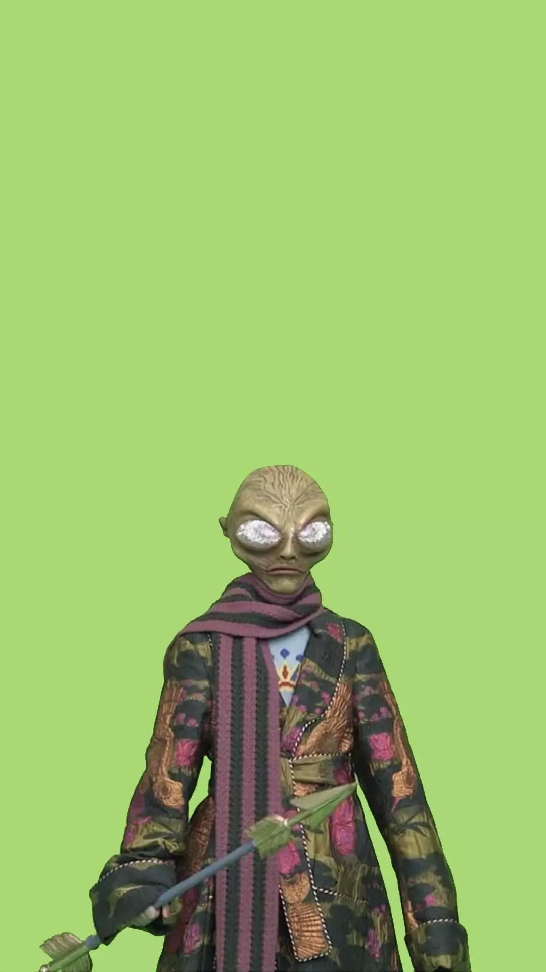 外星人占领了新一季的 GUCCI丨K-WALLPAPER Vol.153