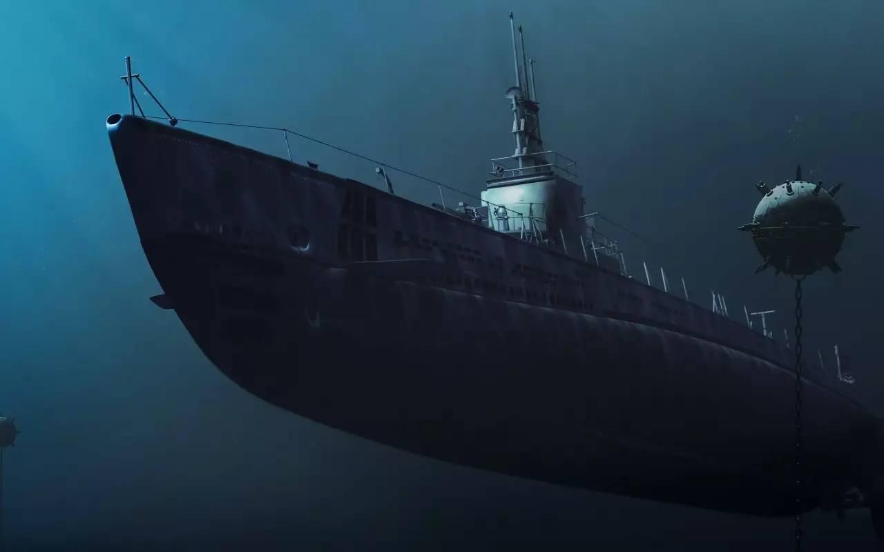 潜水艇能在水下跑多快,有水面上的航母快吗?