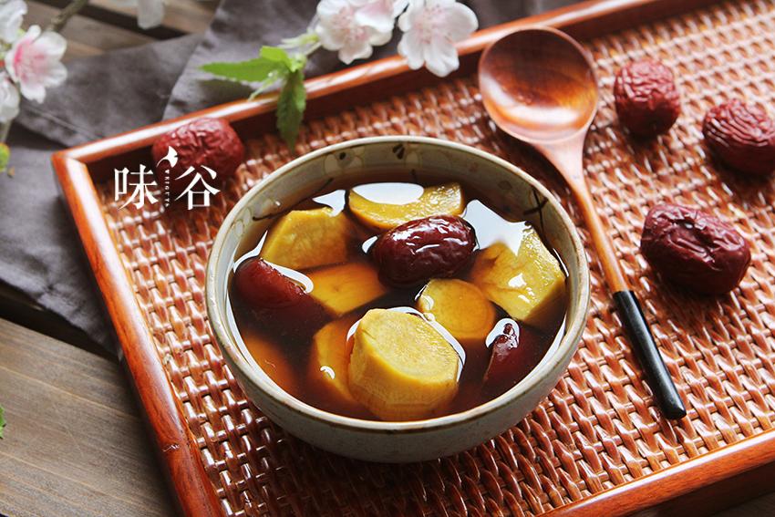 糖水食品加这个,不但味美,还驱寒暖宫荣番薯有限公司港v糖水图片