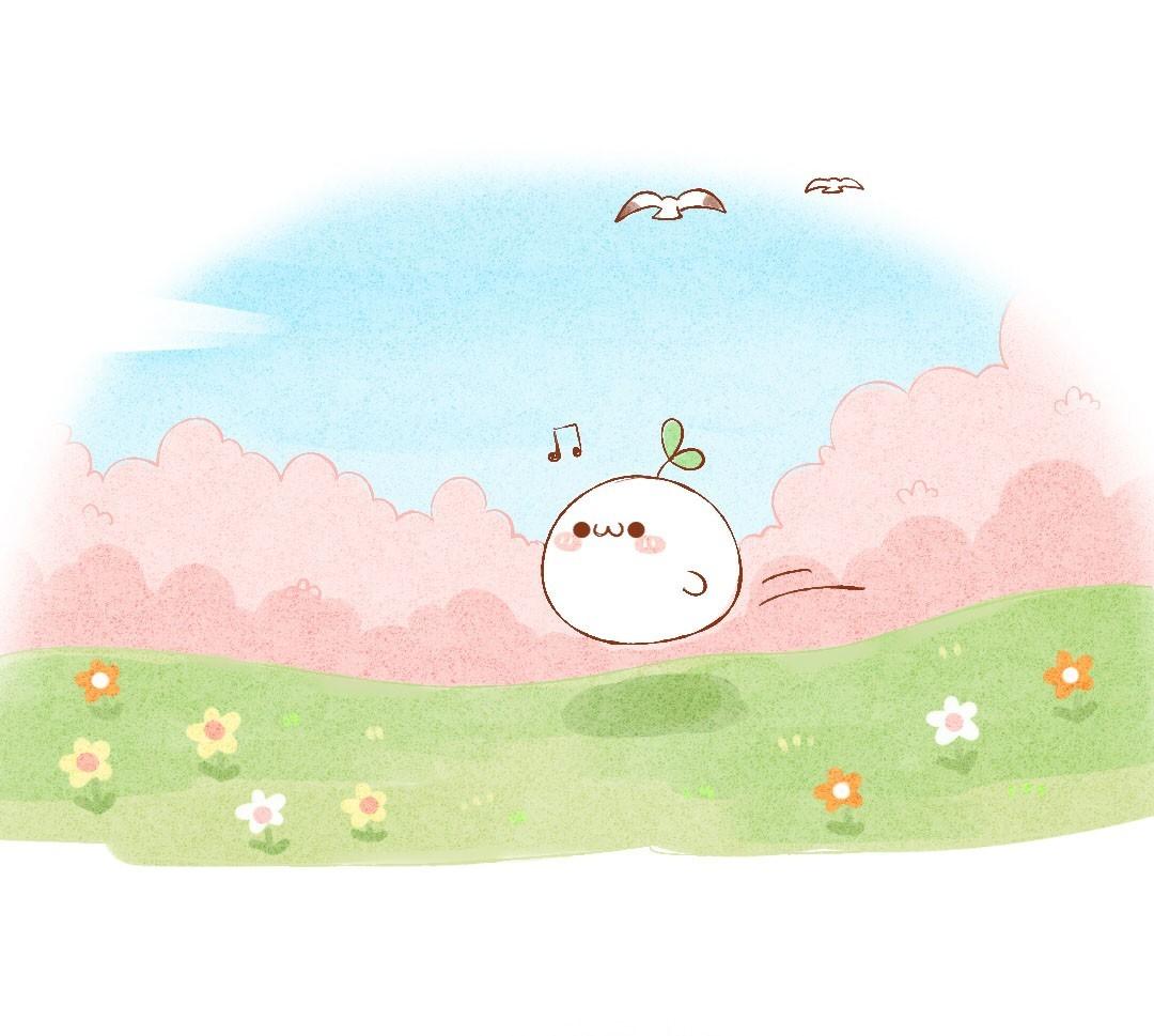 长草颜团子的愿望,就是陪你一起长大呀 ˊˋ