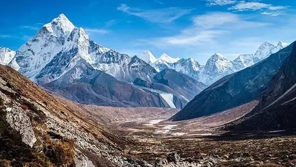 喜马拉雅山,我不想离开你