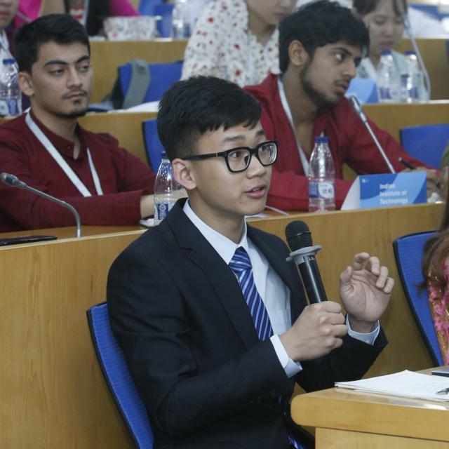 校庆 精选   亚洲大学联盟青年创新工作坊在清华大学开幕图片