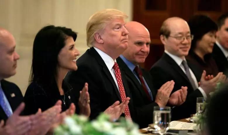 特朗普请联合国安理会代表赴宴 抱怨会费并要求搞定朝鲜