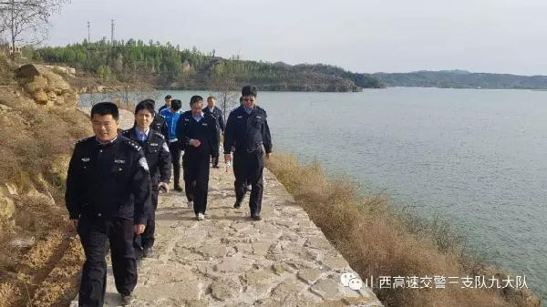 """平榆大队开展健步走活动迎接""""五四""""青年节"""