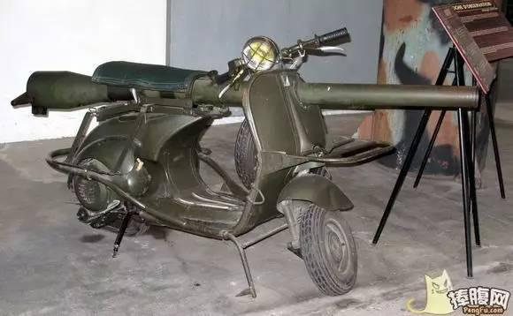 摩托车大炮