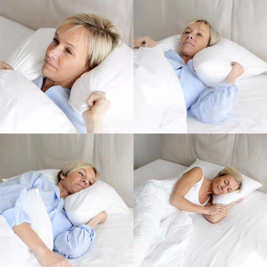 颈椎病不枕枕头