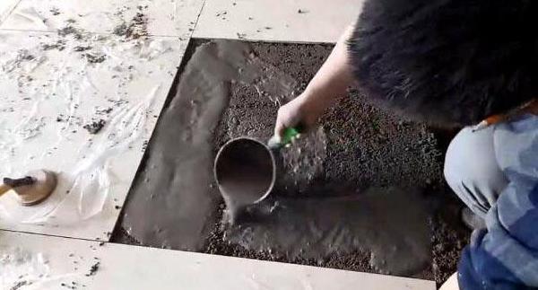 贴砖技术哪家强 详细图解瓷砖到底是怎么贴出来的
