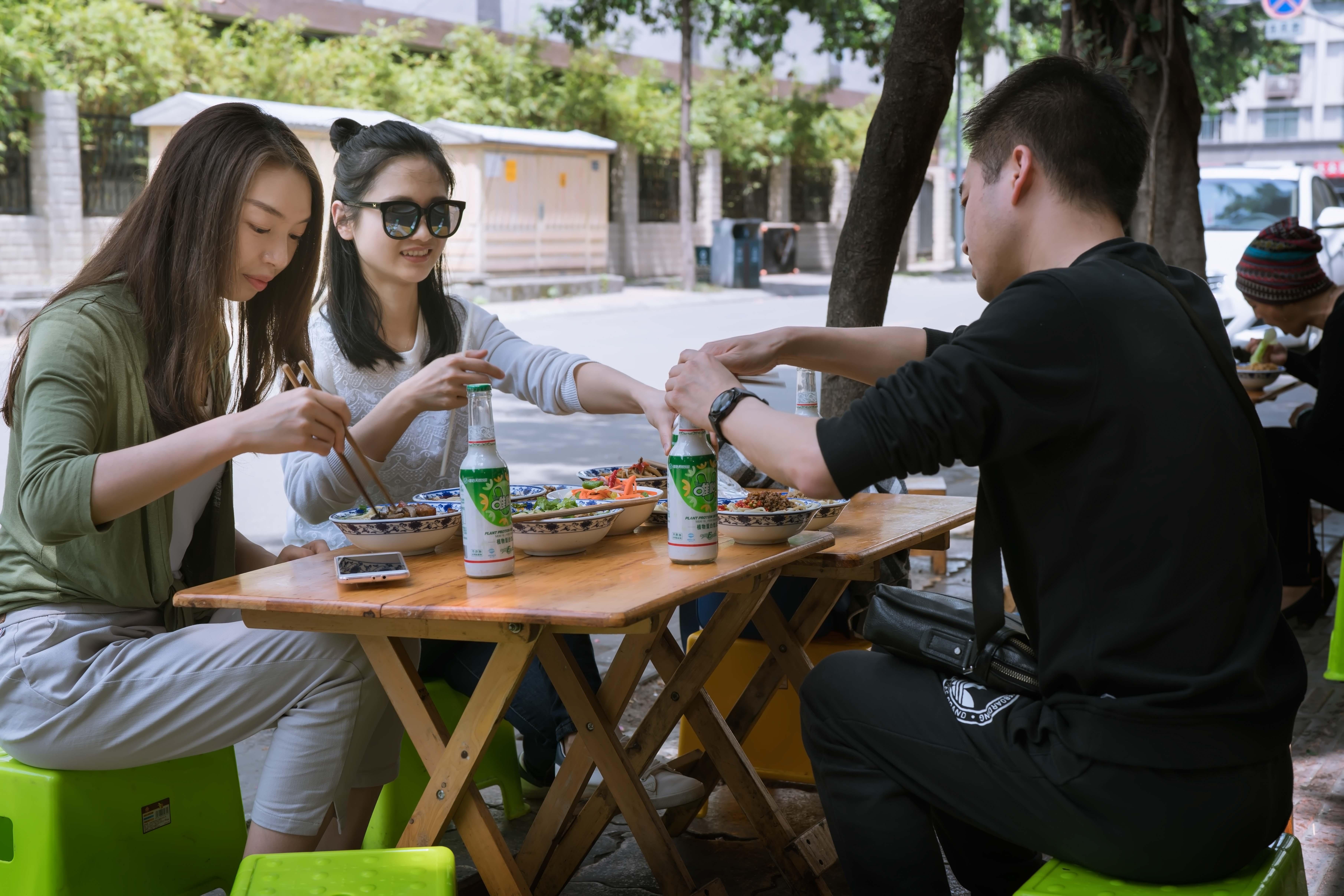 万千味道江湖, 有时候, 真抵不过成都大街小巷一碗面! - 勒克儿 - 党青博客