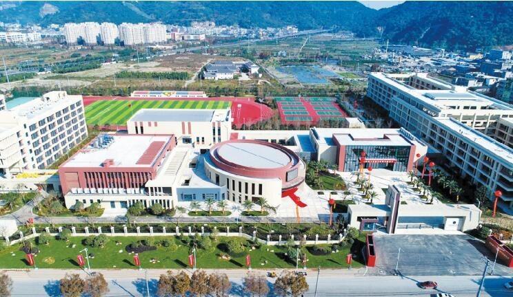 上海森马_学校由瓯海区政府,森马集团,上海协和教育集团三方合作办学,由森马