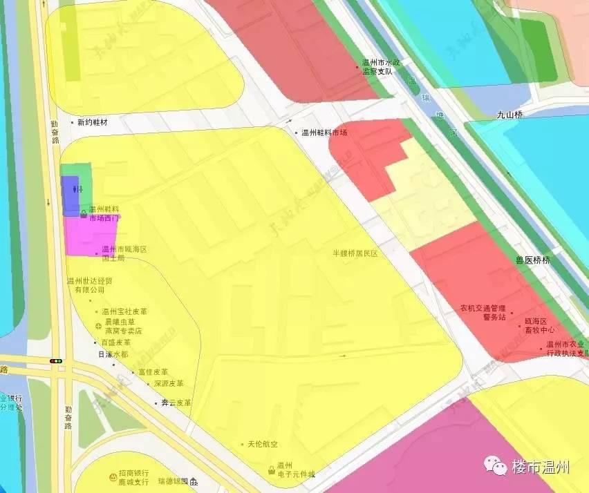 场及周边控制性规划图-九山体育场将要不见了,林荫大道将迎来新面高清图片