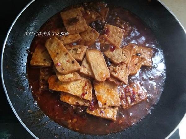 豆腐这样做口感比肉香