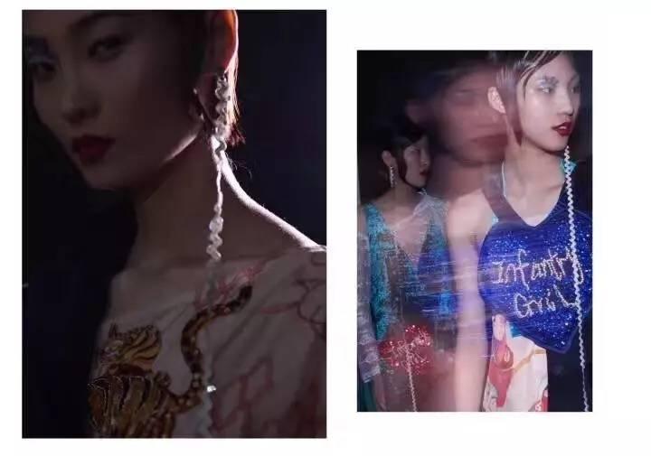 "esee X 2017AW上海时装周丨密扇:一出叛逆不经的""髦儿戏"" 男士时尚 图16"