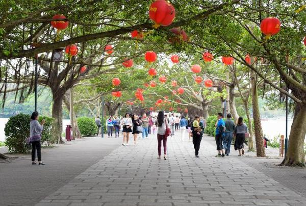五一好去处,踏着苏东坡的足迹游西湖 - 渝帆 - 渝帆空间