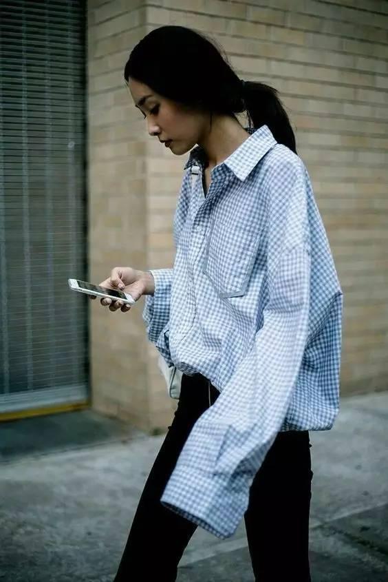 记住!永远不要盲目追赶时髦~适合你的才是最时尚的! 服饰潮流 图4