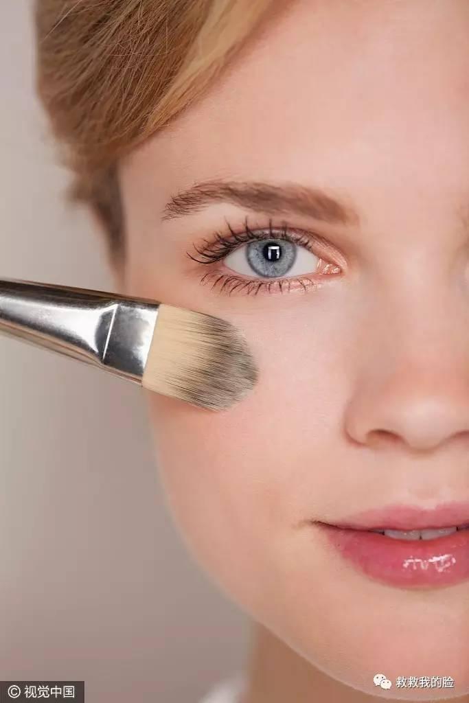 美妆控 | 范冰冰蹭别人一脸粉也是尴尬,化好底妆到底有多难! 美容护肤 图13