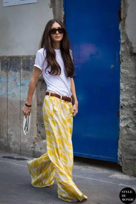 记住!永远不要盲目追赶时髦~适合你的才是最时尚的! 服饰潮流 图6