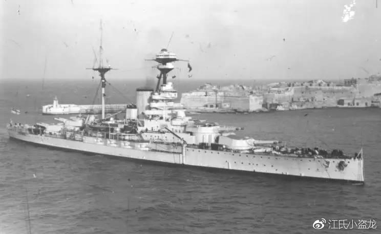 二战苏联海军中最大的战舰竟然是艘英国战列舰