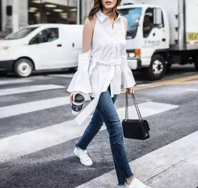 别说白衬衫太一般?那是你没穿这几件! 服饰潮流 图5