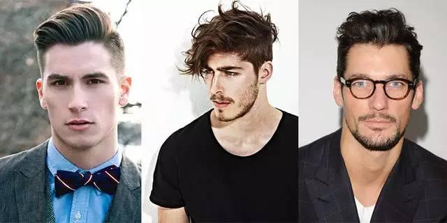 怎么认识男士7种脸型,该怎么挑选合适的发型! 美容护肤 图6