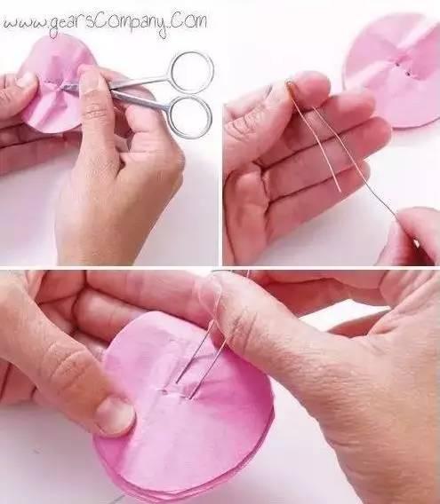 幼儿园皱纹纸手工制作(一)